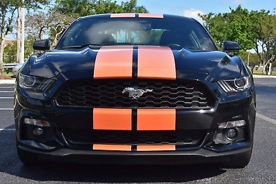 Ebay 2016 Ford Mustang Eco Boost 2016 Ford Mustang Eco Boost 25k
