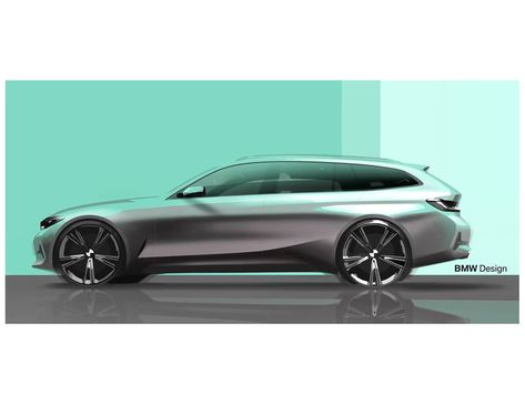 Cardesign Ru On Instagram 2020 Bmw 3 Series Touring Official