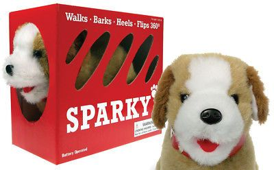 Animals 145942 Westminster Sparky The Fabulous Flip Over Pet Dog