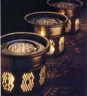 Minnow Bucket Luminaries
