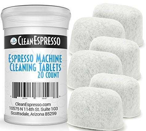 Espresso Machine Cleaning Tablets For Breville Machines 6