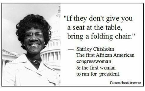 Top quotes by Shirley Chisholm-https://s-media-cache-ak0.pinimg.com/474x/f2/0b/85/f20b8525d6b84a80904d331665d69b90.jpg