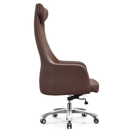 China Big Swivel Boss Genuine Leather Office Chair Seating China Staff Office Chairs Leisure Seating Factory In Aliba Leather Office Chair Office Chair Chair