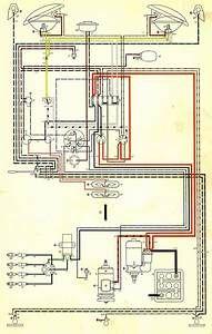 Vw Beetle Wiring Diagrams 62 65 Electric Wiring Diagram Diagram Electrical Wiring Vw Beetles