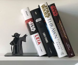 Watch The Force In Action By Placing Your Literary Collection On