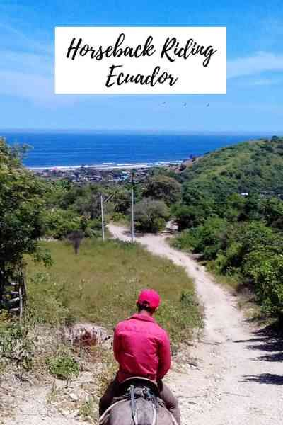 Horseback Riding - Las Tunas to Ayampe, Ecuador | Expat in