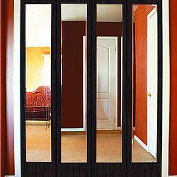 Mirror Sliding Doors Customdoorandmirror Bifold Doors Primed Doors Sliding Mirror Closet Doors