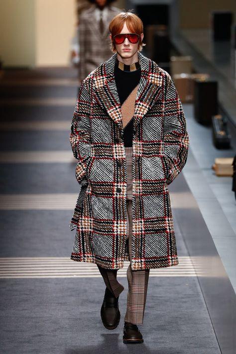 Fendi   Menswear - Autumn 2018   Look 41
