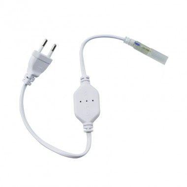Kabel Z Prostownikiem Ip65 Do Taśm Led 220v Ac Led I Akcesoria