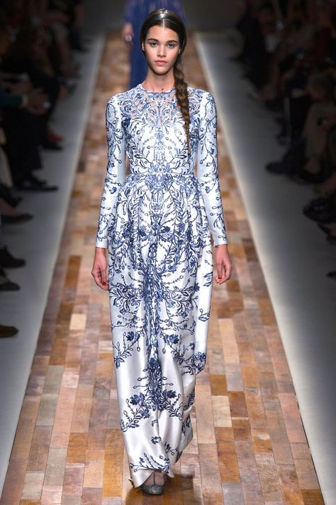 Valentino Fall 2013 ready-to-wear collection from Paris Fashion Week PFW