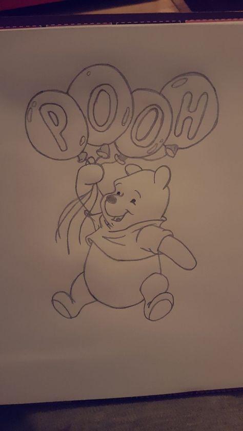 PoohBär #WinniePooh #zeichnen - #PoohBär #WinniePooh #zeichnen