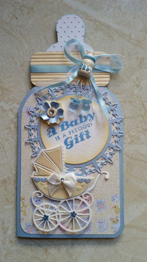 Картинки, открытки новорожденному мальчику скрапбукинг