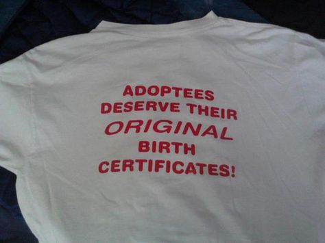 Open Adoption Records in Canada Birth family reunion news and - copy manitoba birth certificate application