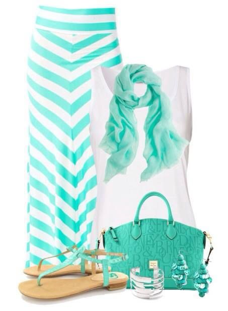 Love this color for the summer