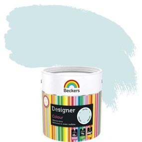 Farba Do ścian I Sufitów Designer Colour 25 L Satin Blue