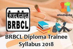 BRBCL Diploma Trainee Syllabus 2018 | Syllabus & Previous Papers