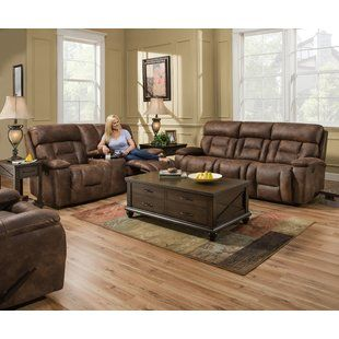 Rustic Living Room Furniture for a Warm Welcoming ...