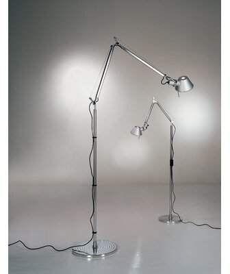 Artemide Tolomeo Task Floor Lamp Wayfair Classic Floor Lamps Floor Lamp Task Floor Lamp