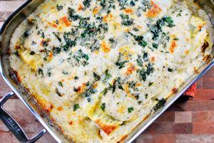 Resepi Lasagna Ayam Cheese Langkah Demi Langkah 16 Resep Makanan Memasak Makanan