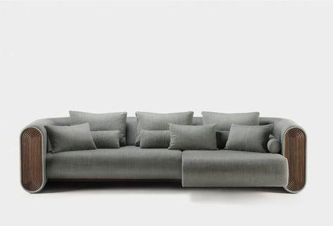 Viewing Autoban 280cl Cr Union Corner Unit Sofa Product