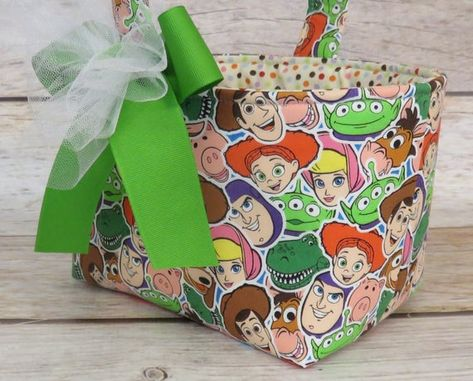 Handmade Coin Purse Toy Story Woody Fabric