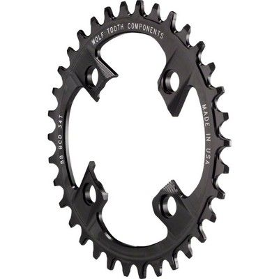 Black Wolf Tooth Components 36t 110bcd Drop-Stop Chainring