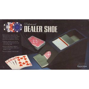 Professional Dealer Shoe Bring The Vegas Tables Into your Home (Misc.)  http://gadget-core.com/bestseller.php?p=B003YZ2CNG  B003YZ2CNG