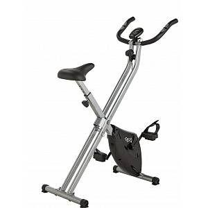 Opti Folding Exercise Bike Magnetic Exercise Bike Biking