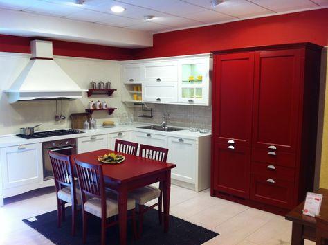 Veneta Cucine Modello Gretha.Cucina Modello Gretha Di Veneta Cucine Su Www Outletmobili Italia
