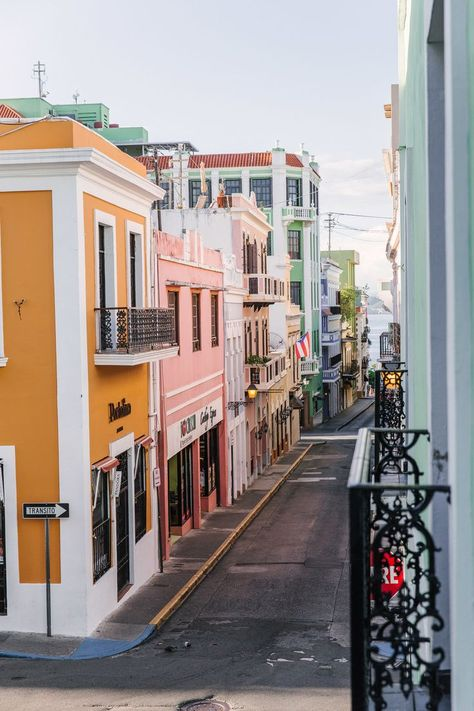 A Day in Old San Juan, Puerto Rico — To Salt & See