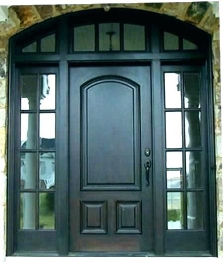 Exterior Doors With Transoms And Sidelights Entry Doors With Sidelights Black Front Door And Trans Front Entry Doors Door Sidelights Entry Door With Sidelights
