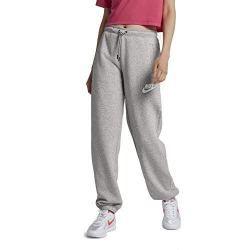 Aeródromo tela esclavo  Nike Sportswear Rally Loose Women's Fleece Pants (Grey Heather/Pale Grey/White,  Small) | Nike women sweatpants, Pants for women, Grey sweatpants womens