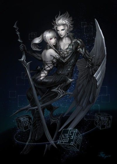 Omega FFXIV | arts things in 2019 | Final fantasy art, Final