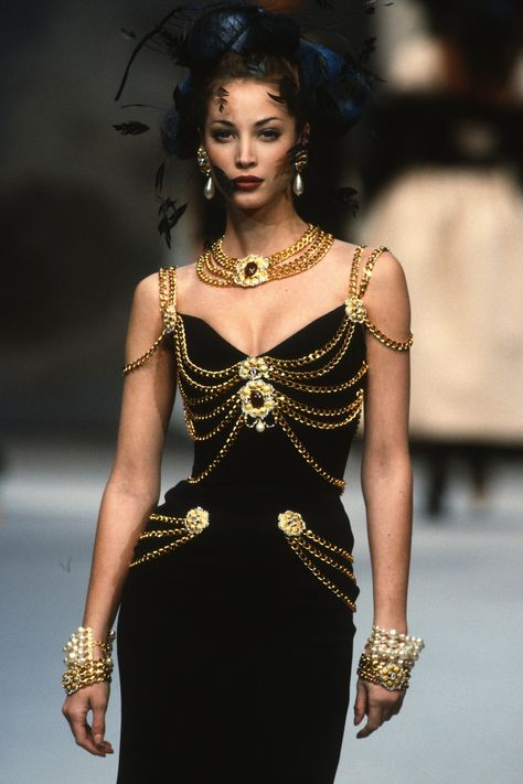The most incredible vintage Chanel jewelry from the 1980s and 1990s