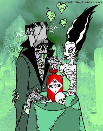Halloween 2018 Frankenstein Sayings And Wallpapers Halloween Wallpaper Valentines Wallpaper Bride Of Frankenstein