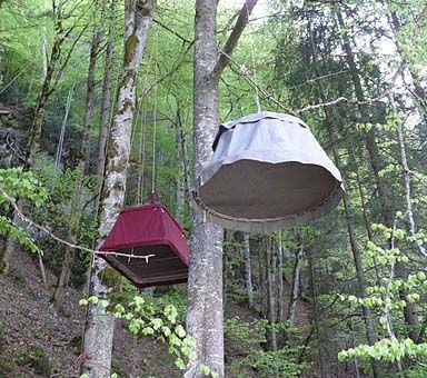 self contained tree tent - Google Search | Tree Tents | Pinterest | Tree tent Tents and Bushcraft & self contained tree tent - Google Search | Tree Tents | Pinterest ...