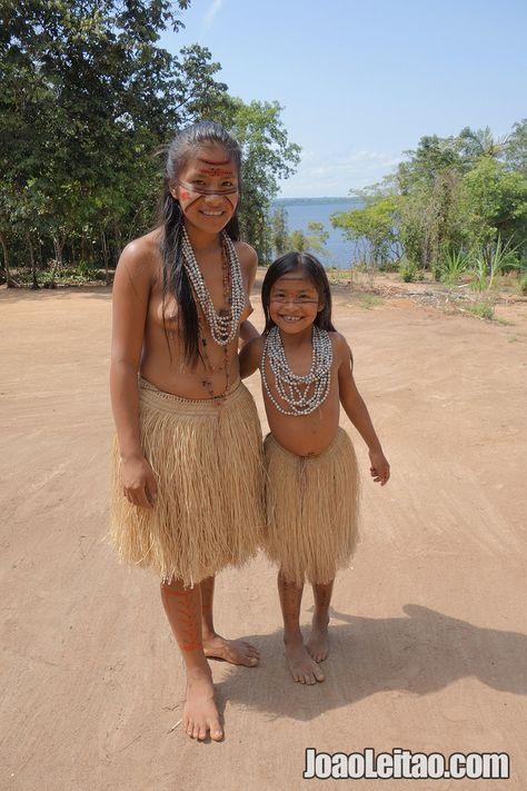 The Tatuyo, Incredible life of a surviving Amazon