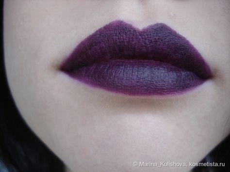 Matte Lipstick Instigator