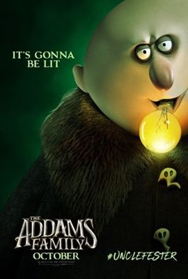The Addams Family Poster Addams Family Movie Addams Family
