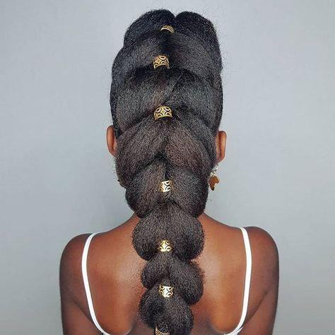 naturalchixs Dear Black Girl, your black is...