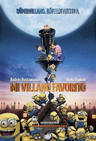 Ver Mi Villano Favorito 2 2013 Online Latino Hd Pelisplus Movie Co Free Movies Online Film Movie