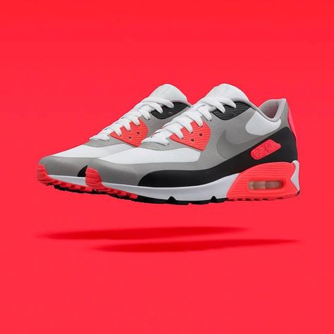 buy online ab213 88e46 Nike Air Max 90 Patch OG   March 2015   Nike air max, Nike air, Air max