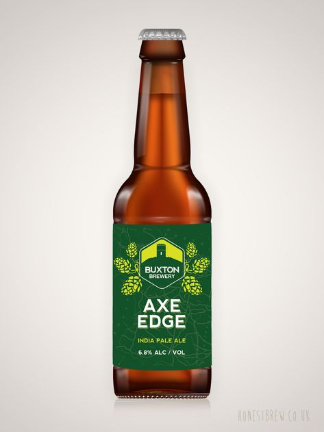A tropical IPA 6.8% brewed by Buxton Brewery. Buy craft beer online from Honest Brew.