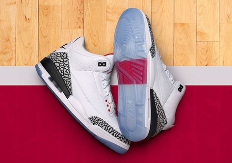 new style f1366 52207 Air Jordan 3 Free Throw Line Releasing Early In NYC Through SNKRS Pass   thatdope  sneakers  luxury  dope  fashion  trending