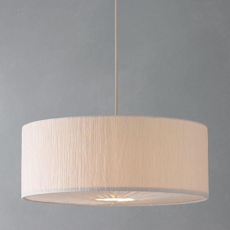 John Lewis Partners Libby Easy To Fit Ceiling Shade