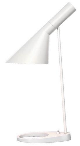 Louis Poulsen Lampe De Table Aj Design Arne Jacobsen 1957