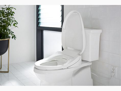K 8298 Cr C3 455 Deodorizing Elongated Bidet Toilet Seat