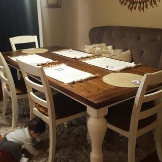 Marsilona Dining Room Table Ashley Furniture Homestore Dining