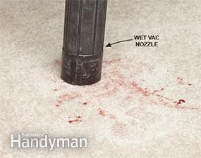 How To Get Red Wine Coffee Tomato Sauce Stains Out Of Carpet