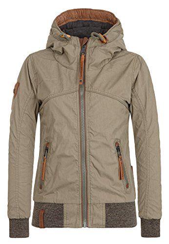 Naketano Last Don Mede IV winter jacket olive green